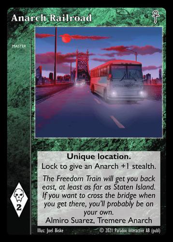 Anarch Railroad