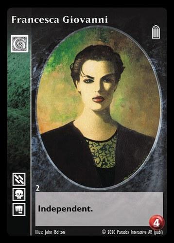 Francesca Giovanni