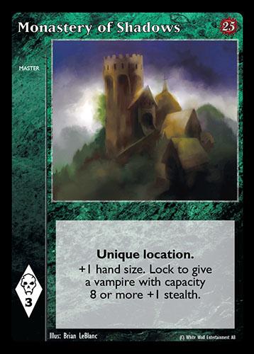 Monastery of Shadows