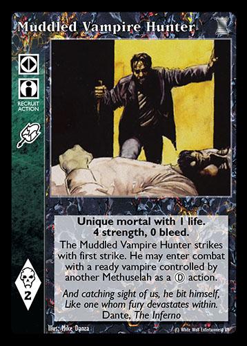 Muddled Vampire Hunter