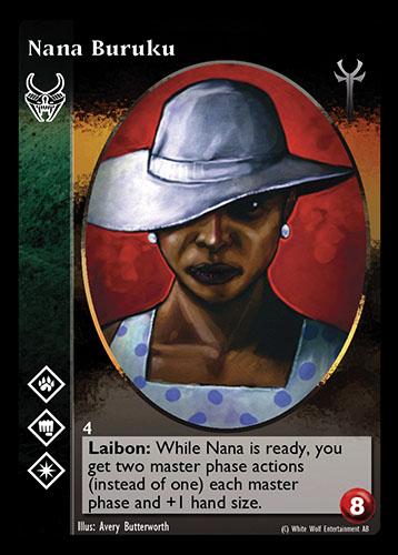 Nana Buruku