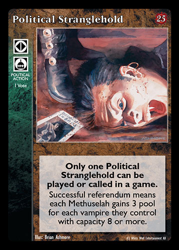 Political Stranglehold