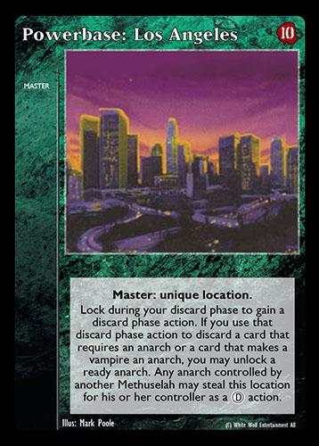 Powerbase: Los Angeles