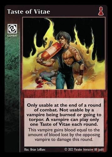 Taste of Vitae