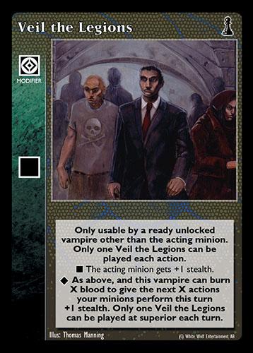 Veil the Legions